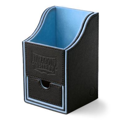 Dragon Shield: Black/Blue Nest 100+
