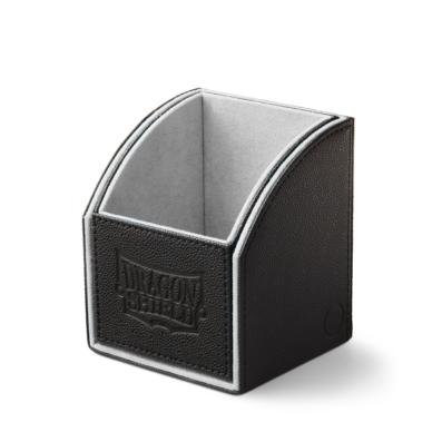 Dragon Shield: Black/Light Grey Nest 100