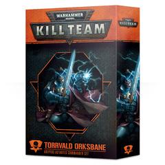 Kill Team Commander: Torrvald Orksbane (Fre)