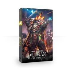 Primarchs: Vulkan Lord Of Drakes (Hb)