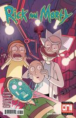 Rick & Morty #46 Cvr A (STL104899)