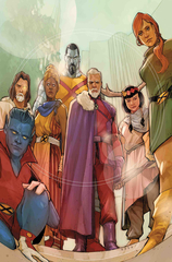 Age Of X-Man Alpha #1 (STL106233)