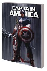 Captain America Tp Vol 01 Winter In America (STL106406)