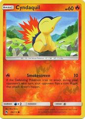 Cyndaquil - 39/214 - Common - Reverse Holo
