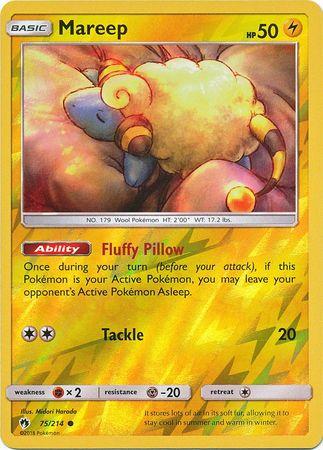 Pokemon POIPOLE 107//214 MINT Rev Holo Lost Thunder