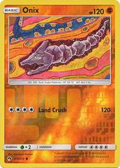 Onix - 109/214 - Common - Reverse Holo