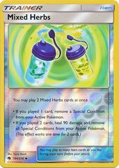 Mixed Herbs - 184/214 - Uncommon - Reverse Holo