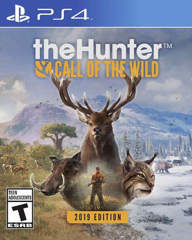 The Hunter: Call of the Wild 2019