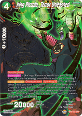 King Piccolo, Terror Unleashed - BT5-022 - SPR
