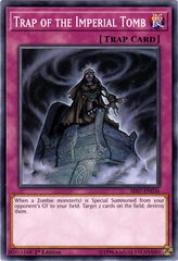 Trap of the Imperial Tomb - SR07-EN036 - Common - 1st Edition on Channel Fireball