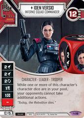 Iden Versio - Inferno Squad Commander
