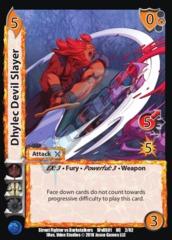 Dhylec Devil Slayer