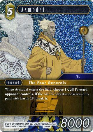 Asmodai - 7-064R - Foil