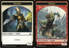 Goblin // (W) Soldier Token