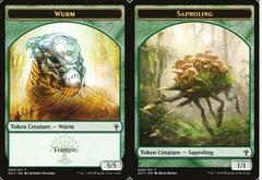 Wurm // Saproling Token