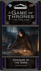 A Game of Thrones LCG (Second Edition) - Daggers in the Dark Chapter Pack