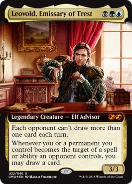 Leovold, Emissary of Trest - Foil