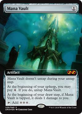 Mana Vault - Foil