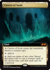 Cavern of Souls - Box Topper - Foil
