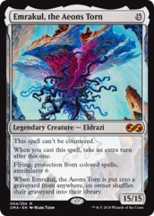 Emrakul, the Aeons Torn on Channel Fireball