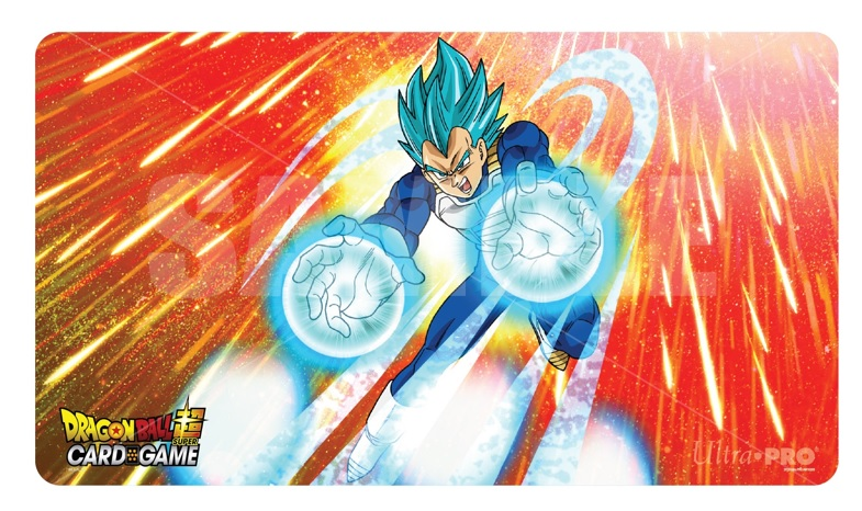 Ultra Pro Dragon Ball Super Playmat - Universe 7 Saiyan Prince Vegeta