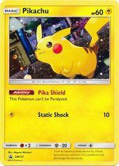 Pikachu - SM157 - Holo Promo