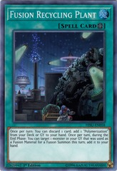 Fusion Recycling Plant - HISU-EN058 - Super Rare - 1st Edition on Channel Fireball