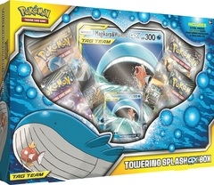 Pokemon: Towering Splash GX Box