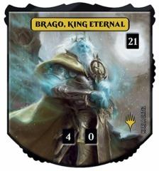 Ultra Pro - Relic Tokens: Legendary Collection - Brago, King Eternal - Foil