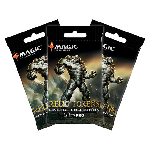 Ultra Pro - Magic The Gathering: Lineage Collection Relic Tokens Pack