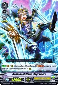 Battlefield Storm, Sagramore - V-EB03/013 - RR