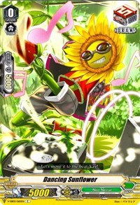Dancing Sunflower - V-EB03/065 - C
