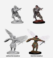 Nolzur's Marvelous Miniatures - Male Aasimar Fighter