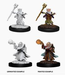 Nolzur's Marvelous Miniatures - Male Gnome Wizard
