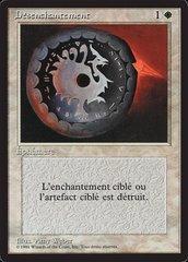 Disenchant - French