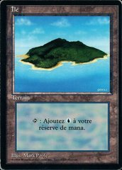 Island (Green) - French