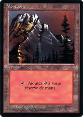 Mountain (Slate) - French
