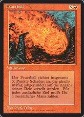 Fireball - German
