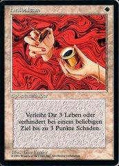 Healing Salve - German