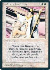 Resurrection - German
