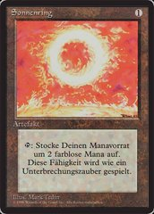 Sol Ring - German