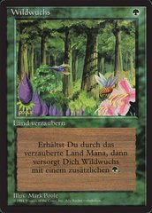 Wild Growth - German