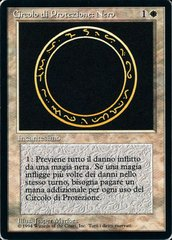 Circle of Protection: Black - Italian