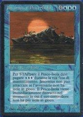 Island Fish Jasconius - Italian