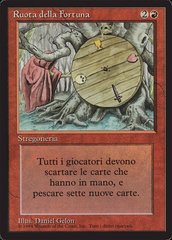 Wheel of Fortune - Italian