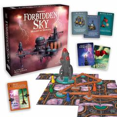 Forbidden Sky - Height of Danger