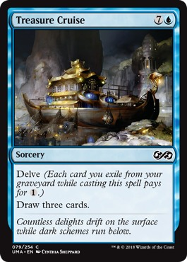 Treasure Cruise - Foil