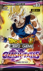 Clash of Fates Booster Pack
