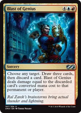 Blast of Genius - Foil