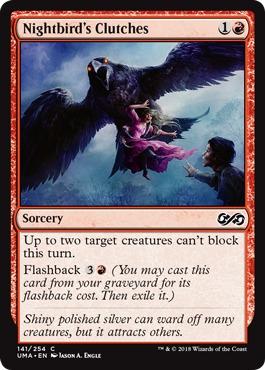 Nightbirds Clutches - Foil